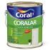 Tinta Acrílica Fosco Coralar Econômica ROSA MELODIA 3,6L