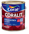 Coralit Ultra Resistencia Fosco 3,6 L Coral