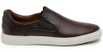 Sapatênis Masculino Slip-on CNS KIN 006 Brown