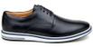 Sapato Casual Masculino Derby CNS 176044 Preto