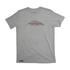 Camiseta Colletividade Por Amor Pela dor Cinza