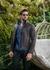 Jaqueta de Couro Masculina Arizona Miguel