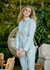 Jaqueta de Couro Feminina Céu de Bebê Jolie