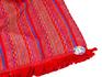 Rebozo Nacional - Mexicano Vermelho
