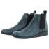 Bota Chelsea Couro Anaconda Escrete Boots