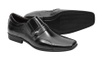 Sapato Social Loafer em Couro Legítimo Verniz
