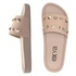 Chinelo Slide Jewels - Nude