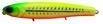 Isca Jackall Bros Bonnie 128 - 12,8cm 25g - Cor Hs Tropical Bone