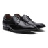 Sapato Social Elevation Dubai Pelica Preto