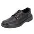 Sapato Masculino Casual Em Couro Preto Com Cadarço Galway 2020