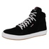 Sapatênis Masculino em Couro Preto Sneakers Galway 505