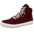 Sapatênis Masculino em Couro Vinho Sneakers Galway 505