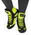 Bota Feminina Fitness Treino ou Academia Amarela Galway 233
