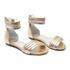 Sandália de Tornozeleiras Gats