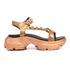 Sandália Bronze Feminina Infantil Gats
