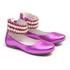 Sapato de Tornozeleiras Pink Infantil Gats