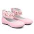 Sapato de Tornozeleiras Rosa Infantil Gats