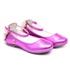 Sapatilha Borboleta Pink Infantil Gats