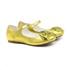 Sapatilha de Laço Amarelo