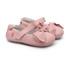 Sapatinho Laço Rosa Bebê