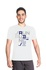 Camiseta Dry Fit Running For Jesus Branco
