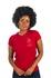 Camiseta Baby Look Guarde Seu Coração Vermelho