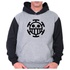 Moletom Unissex One Piece - Raglan