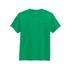 Camiseta Masculina Básica - Verde Bandeira