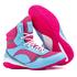 Bota de Treino Musculação Mr Gutt Cano Curto Rosa com Azul