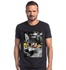 T-shirt Camiseta Big Bad WOLF