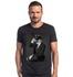 T-shirt Camiseta Lobo Óculos
