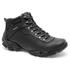 Bota Coturno Adventure Gogowear 100% Couro ref Fusion cor Preto