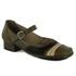 Sapato New Mariah Em Couro Oliva J.Gean
