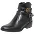 Bota Mega Boots Cano Curto 1333 Preto