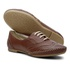 Mocassim Casual Oxford Chocolate