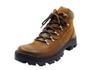 Bota Coturno Adventure em couro Mega boots 17001 Taupe
