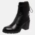 Bota Tratorada Mega Boots em Couro Legitimo - Preto - 1427