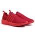 Tênis Esportivo Masculino Vermelho-Vermelho 490