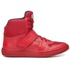 Tênis Masculino Rockfit Queen em Couro All Red