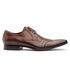 Sapato Social Masculino Marrom em Couro