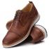 9005 Loafer Elite Couro Premium Comfort Castor