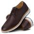 Loafer Elite Couro Premium Trice Cafe 9004