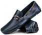 Mocassim Masculino Latego Craft Marinho Berlin 300