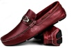 Mocassim Masculino Latego Craft Bordo Berlin 302