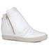 Tênis Siena Sneakers Neve Detalhe Furinhos e Zíperes Lateral Salto 4,5 Cm