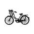 Escultura de Parede Bicicleta Flores
