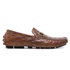 Mocassim Drive Masculino Couro Wisky Metalasse Riccally