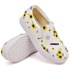 Slip On Estampado Branco DKShoes