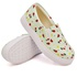 Slip On Estampado Verde Abacate DKShoes