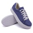 Tênis Casual Pietra Jeans Claro DKShoes